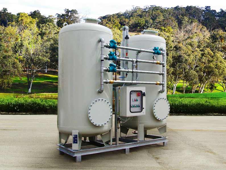 Car Wash Wastewater Treatment Plants - Gazebo