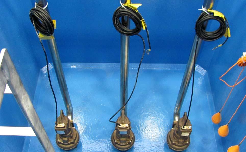Stazioni di sollevamento e pompaggio acque reflue nere e for Depuratore acque nere domestiche